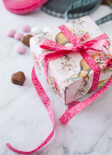 Webband Forest Mini Sweets Pink