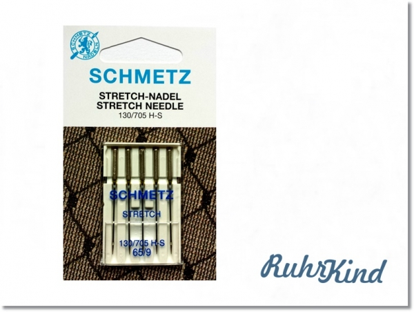 Schmetz - 5 x Stretch Nadel - 65/9