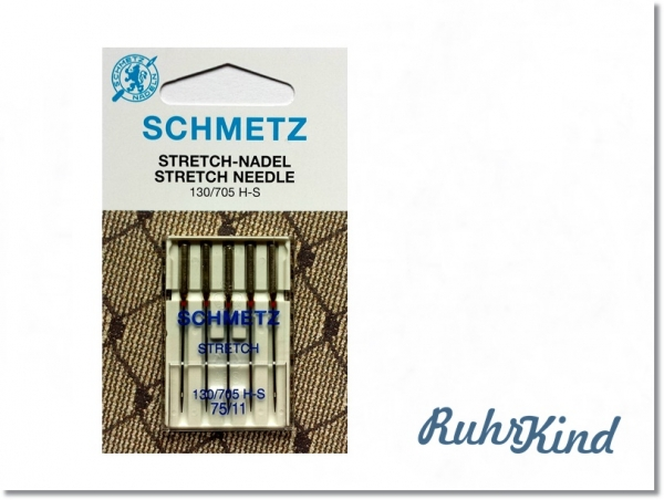 Schmetz - 5 x Stretch Nadel - 75/11