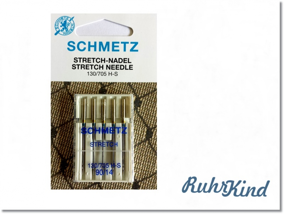 Schmetz - 5 x Stretch Nadel - 90/14